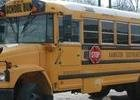 HSE yellow school bus
